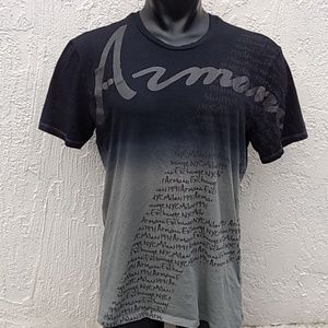 Armani Exchange Men's T Shirt XL (Fit L)